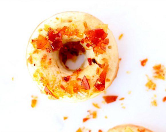 Jack Daniels donuts