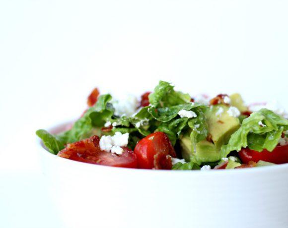 BLT salat