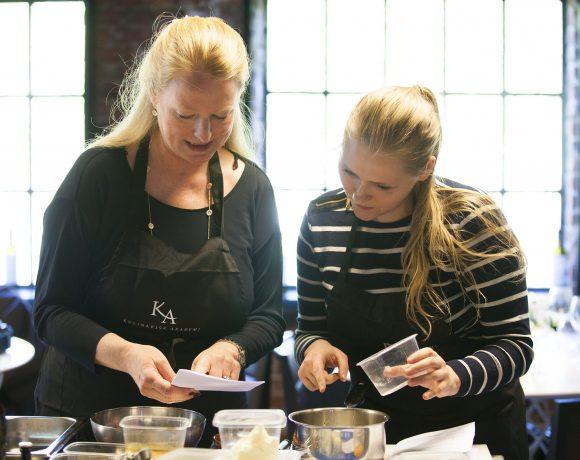 Konditorkurs hos Kulinarisk Akademi