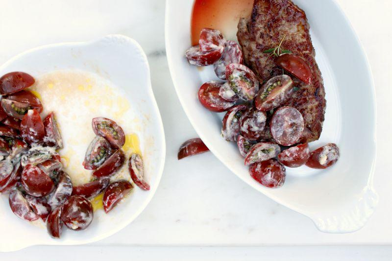 biff-tomatsalat-chevre