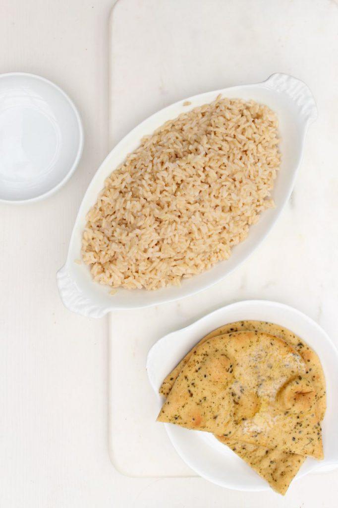 ris-og-naanbrød