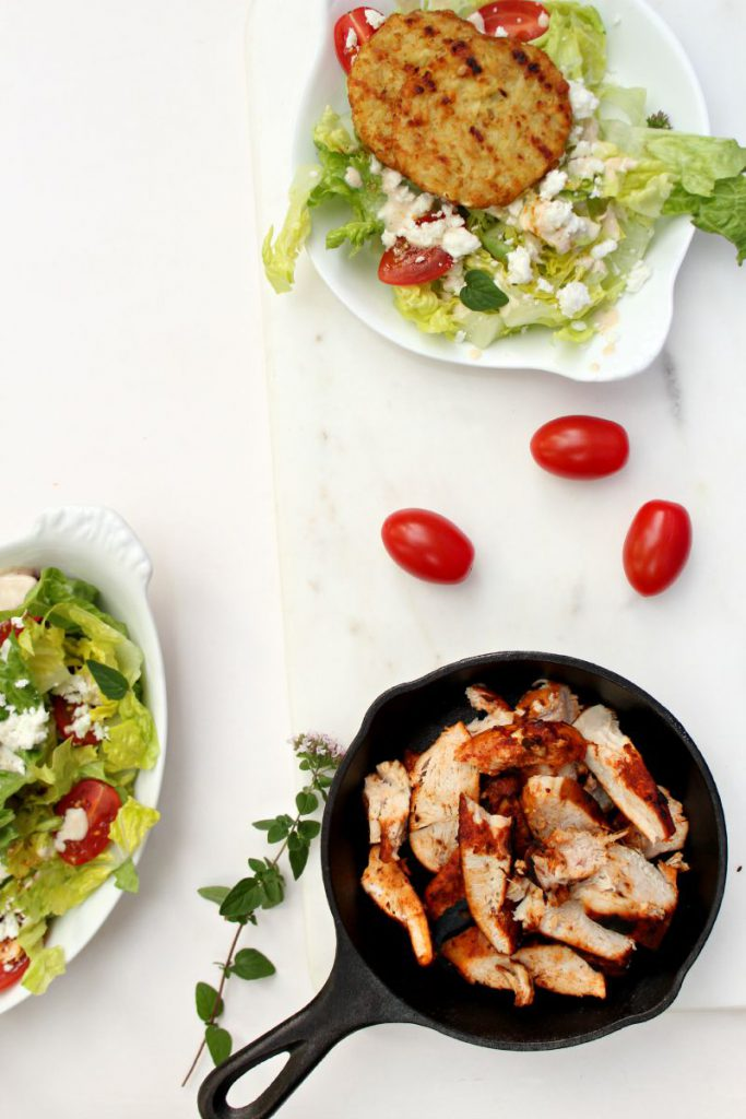 cæsar-gyros-salat