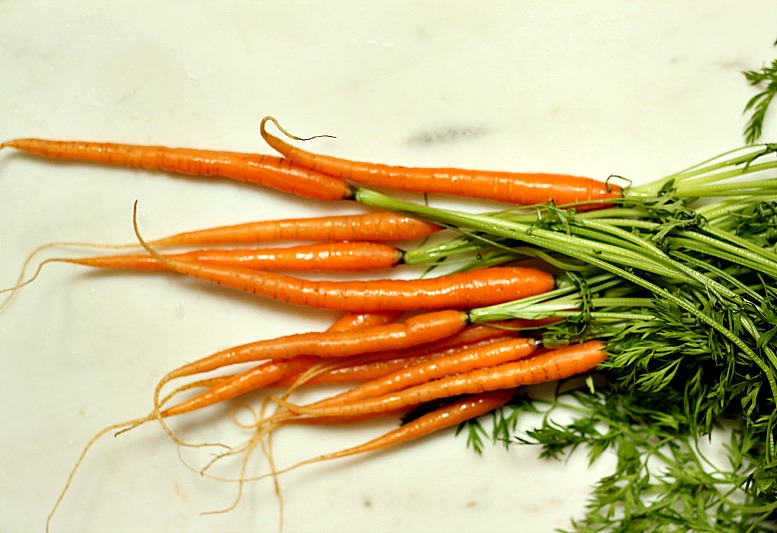 mini-gulerøtter