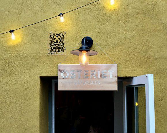 Besøk Osteriets pop-up restaurant denne helgen