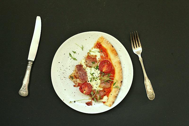 hjemmelaget-pizza-bacon