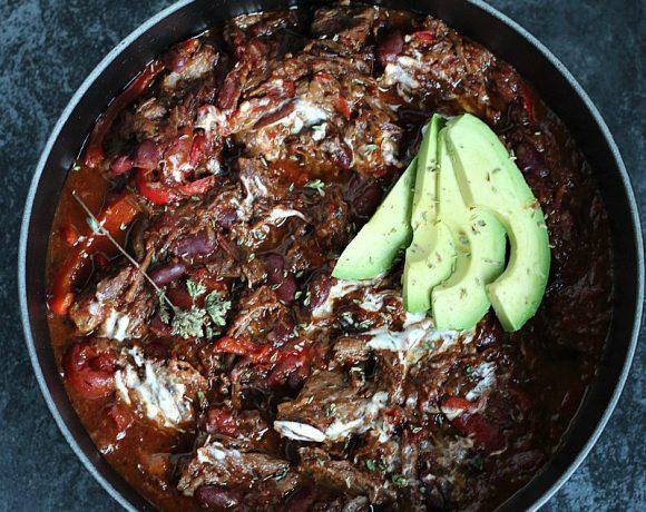 Verdens beste chili con carne