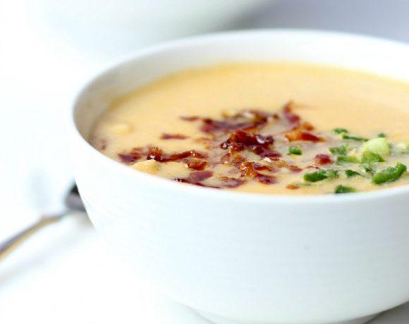 Jalapeño Popper suppe