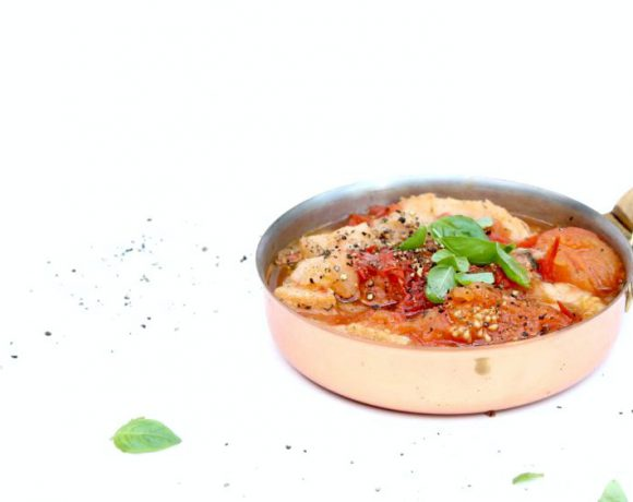Pappa al pomodoro (Toscansk brødsuppe)