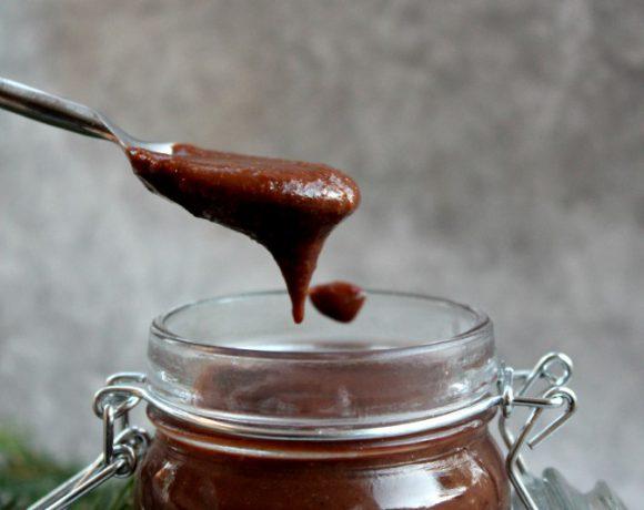 Hjemmelaget Nutella