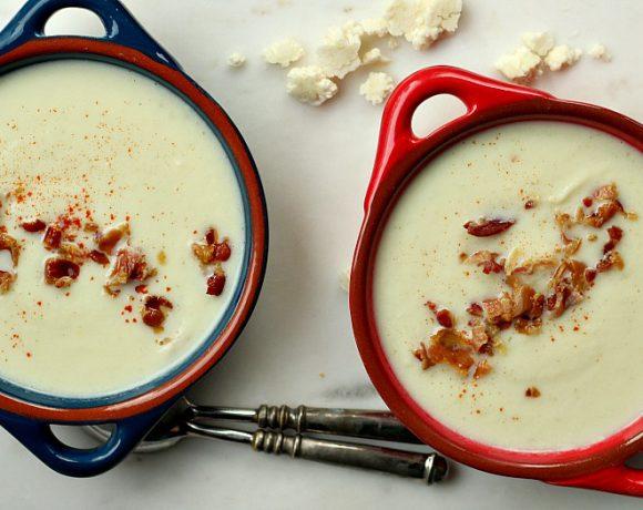 Grunnoppskrift: Blomkålsuppe