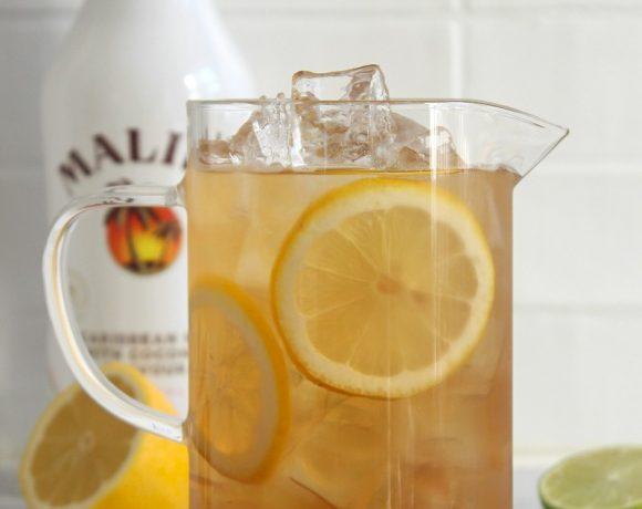 Malibu iced tea